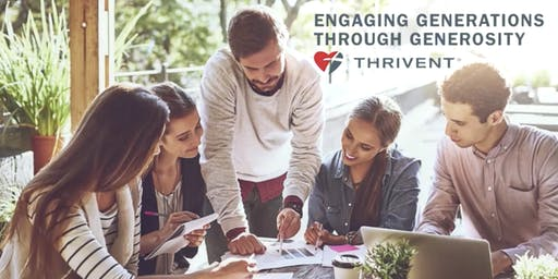 Engaging Generations Through Generosity