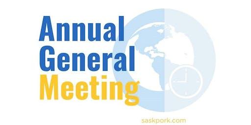 Sask Pork Annual General Meeting
