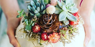 Pumpkin Succulent Diffuser Workshop