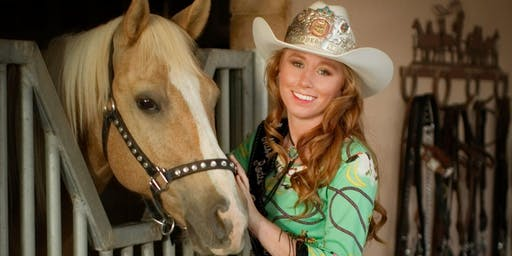 Shelby Williams 2020 Miss Rodeo Arizona Coronation