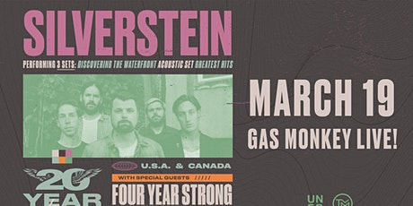 Silverstein: 20 Year Anniversary Tour tickets