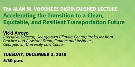 Accelerating Transition:Clean, Equitable, & Resilient Transportation Future tickets