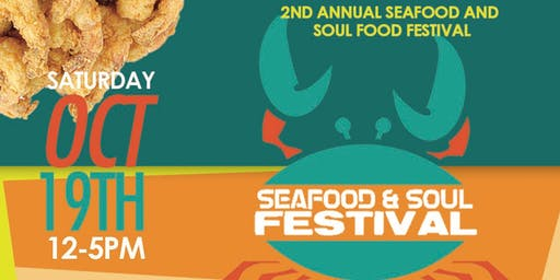 Seafood Soul Festival 2019
