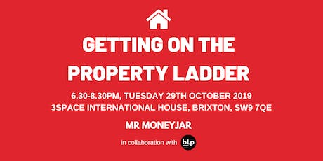 Getting On The Property Ladder ft. First Home Coach | MoneyJar Meetup #004 tickets