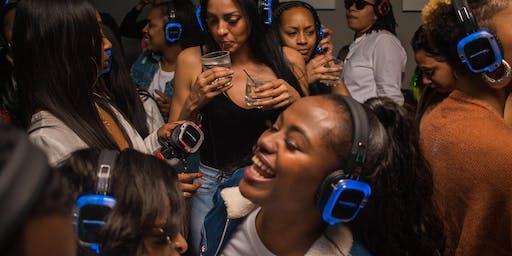 "MILLENNIUM AGE HOSTS: SILENT PARTY SAN DIEGO HARD ROCK ""90s, 2000s & TRAP"""