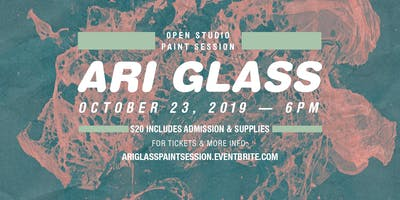Open Studio Session with Painter Ari Glass at NAAM