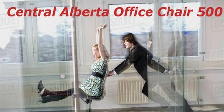 Central Alberta Office Chair 500 tickets