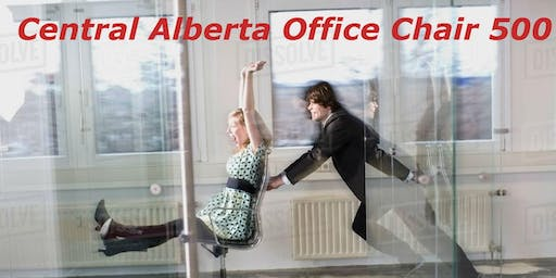 Central Alberta Office Chair 500
