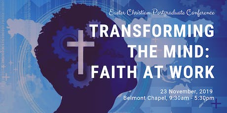 Exeter Christian Postgraduate Conference tickets