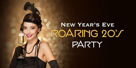 New Year's Eve Roaring 20's Party tickets