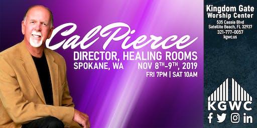 Cal Pierce: Healing Rooms Director