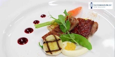 3 Course Lunch on Wednesday 20th November 2019 at Le Cordon Bleu tickets