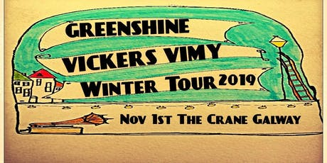 Vickers Vimy and Greenshine Winter Tour tickets