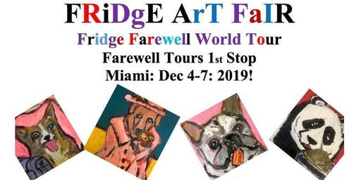 VIP/Press Pass : Fridge Art Fair Miami 2019