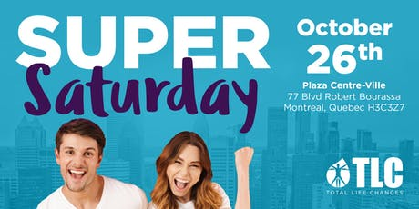 TLC's Super Saturday Montreal, Canada tickets