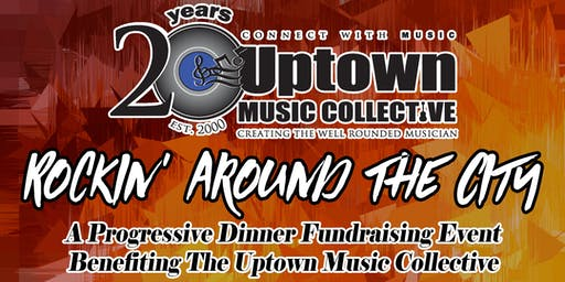 Rockin' Around The City with the Uptown Music Collective