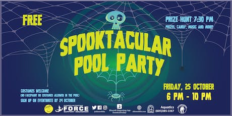 Ellsworth AFB Spooktacular Pool Party tickets