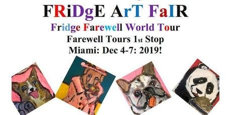 Fridge Art Fair Miami Grand Gala a Benefit! tickets