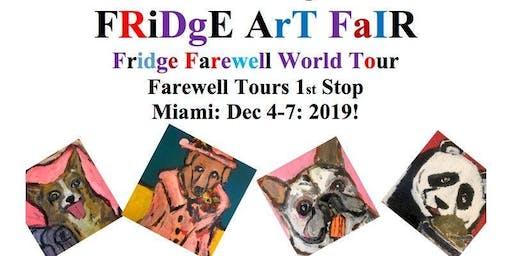 Fridge Art Fair Miami Grand Gala a Benefit!