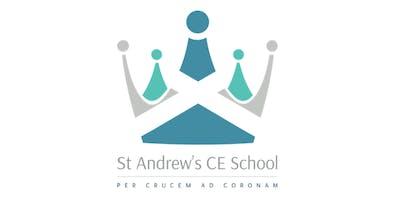 WRAP PARTY St.Andrew's C of E School