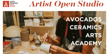 Artist Open Studio: Avocados Ceramics Arts Academy tickets