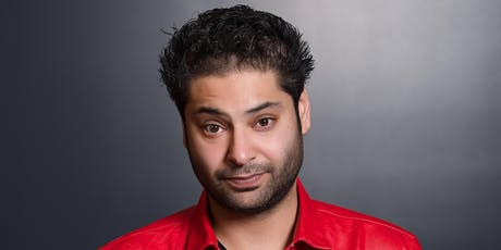 "Kabir ""Kabeezy"" Singh (Comedy Central, Family Guy) LIVE in Sunnyvale  tickets"