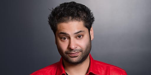 "Kabir ""Kabeezy"" Singh (Comedy Central, Family Guy) LIVE in Sunnyvale"
