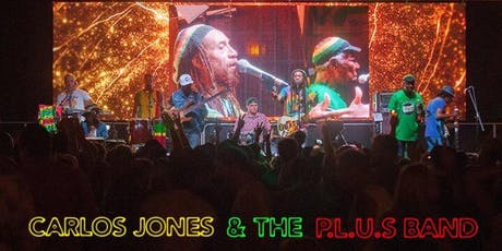 Carlos Jones and the P.L.U.S. Band tickets