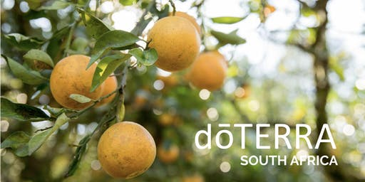 doTERRA Introduction Meeting - Johannesburg