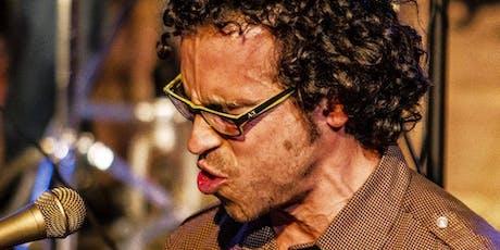 """Jose """"Juicy"""" Gonzales Trio Live at Pacific Room Alki tickets"""