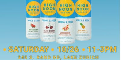 High Noon Sun Sips Celebration