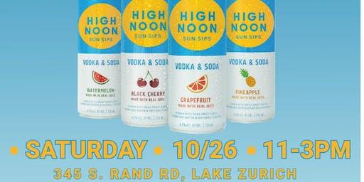 High Noon Sun Sips Celebration