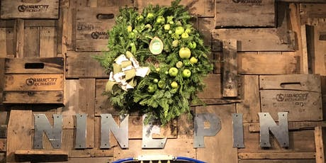 Create your own holiday wreath! tickets