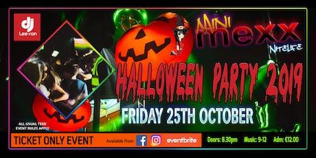 Mini MeXx Nite Life Halloween Party 2019 tickets