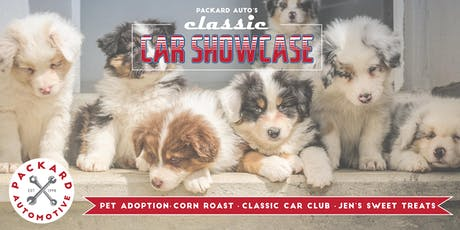 Packard Automotive's Classic Car Showcase tickets