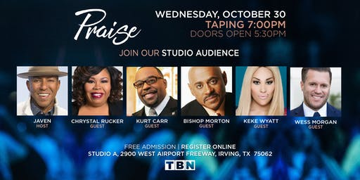 TX -Kurt Carr, KeKe Wyatt, Bishop Morton, Chrystal Rucker & Wess Morgan with Javen