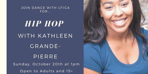 Hip Hop with Kathleen Grand-Pierre