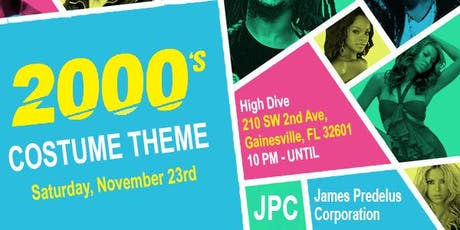 106 & Party! 2000's Costume Theme Dance Party! tickets