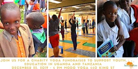 Holiday Yoga Charity Fundraiser billets