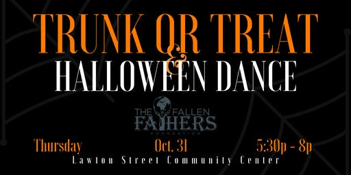 Trunk or Treat & Halloween Dance