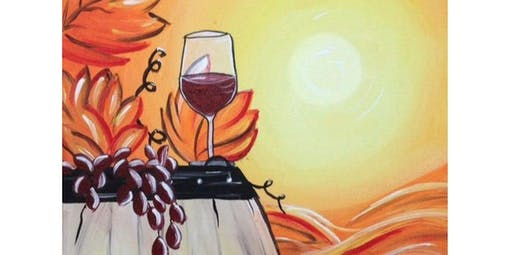 Wine Tasting & Paint at Cartersville Country Winery (2019-10-29 starts at 6:00 PM)