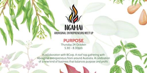 BCorp and Ngamai Aboriginal Entrepreneurs Meet Up