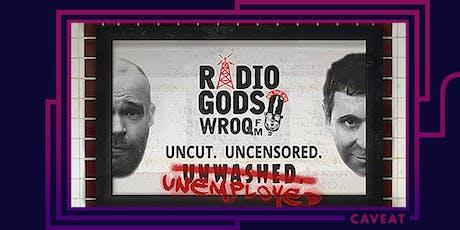 Radio Gods Screening tickets