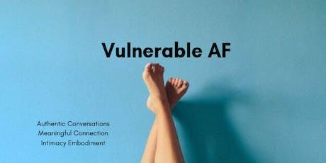 Vulnerable AF tickets