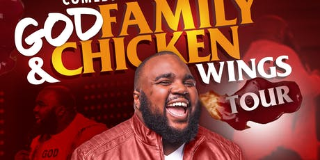 God, Family &  Chicken Wings Tour- Charlotte tickets