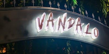 Vandalo Wynwood Restaurant & Lounge tickets