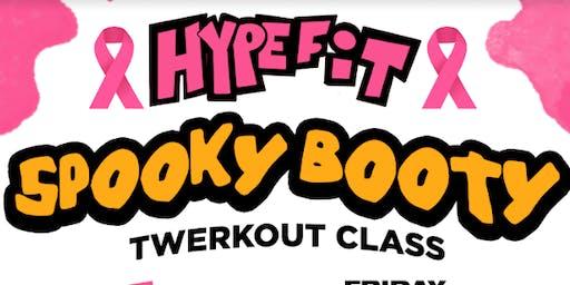 Spooky Booty TwerkOut Class