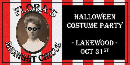 Flora's First Annual Halloween Costume Party (21+)