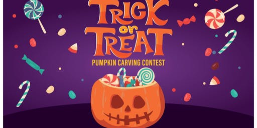Trick-or-Treat and Pumpkin Carving Contest at Ramona Flea Market