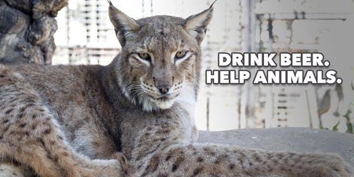 DRINK BEER. HELP ANIMALS.